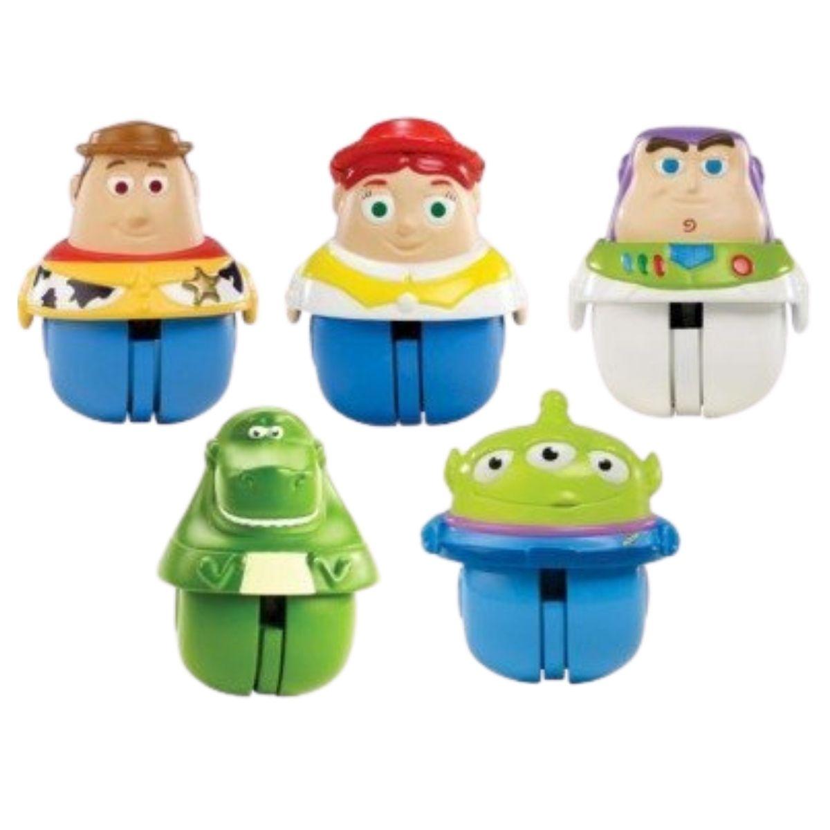 Boneco Toy Story com 2 unidades brinquedo Jessie & Trixie  - Game Land Brinquedos