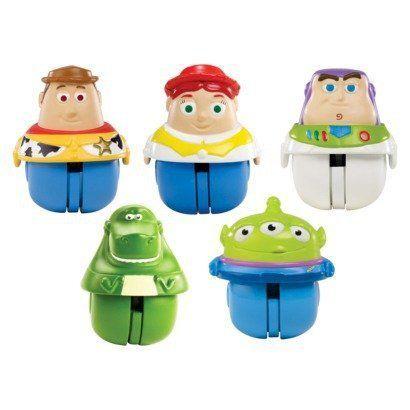 Boneco Toy Story com 2 unidades brinquedo  Woody & RC  - Game Land Brinquedos