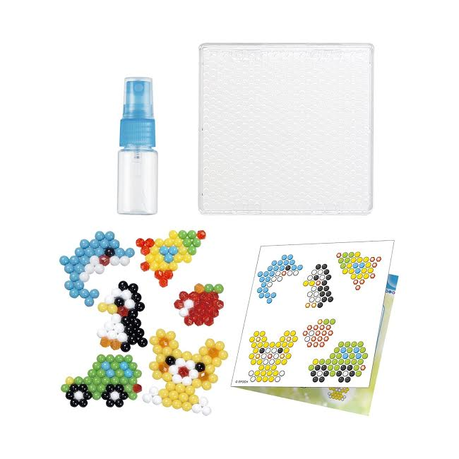 Brinquedo Aquabeads Conjunto Mini Beads Epoch 30968  - Game Land Brinquedos