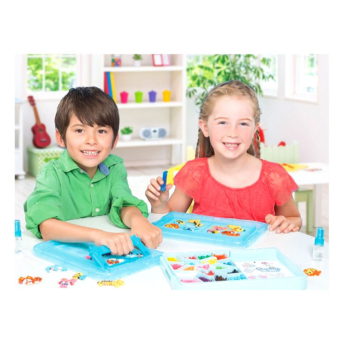 Brinquedo Aquabeads Minhas Criações Favoritas Epoch 30998  - Game Land Brinquedos