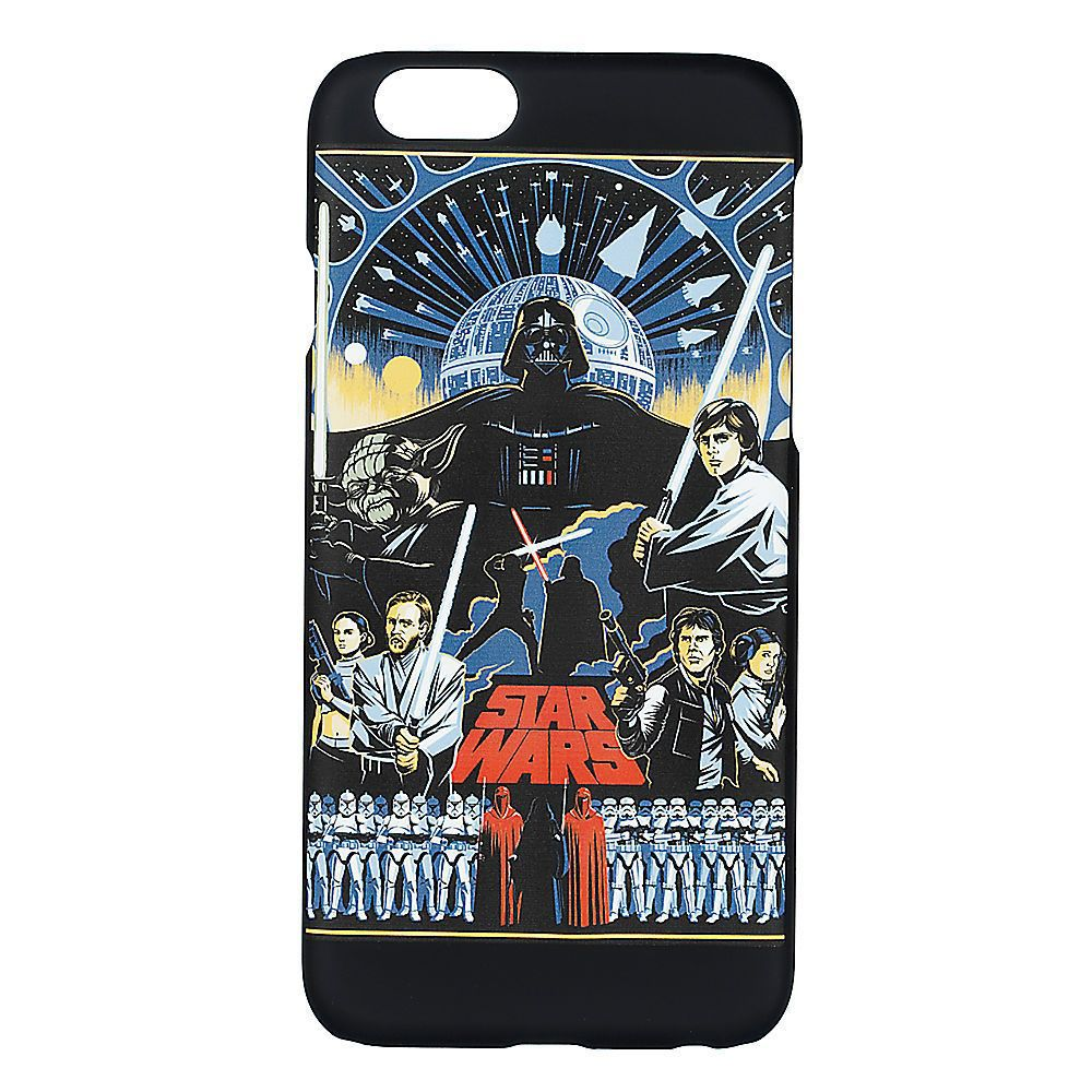 Capinha  para celular Iphone 6 Star Wars original Disney Store  - Game Land Brinquedos