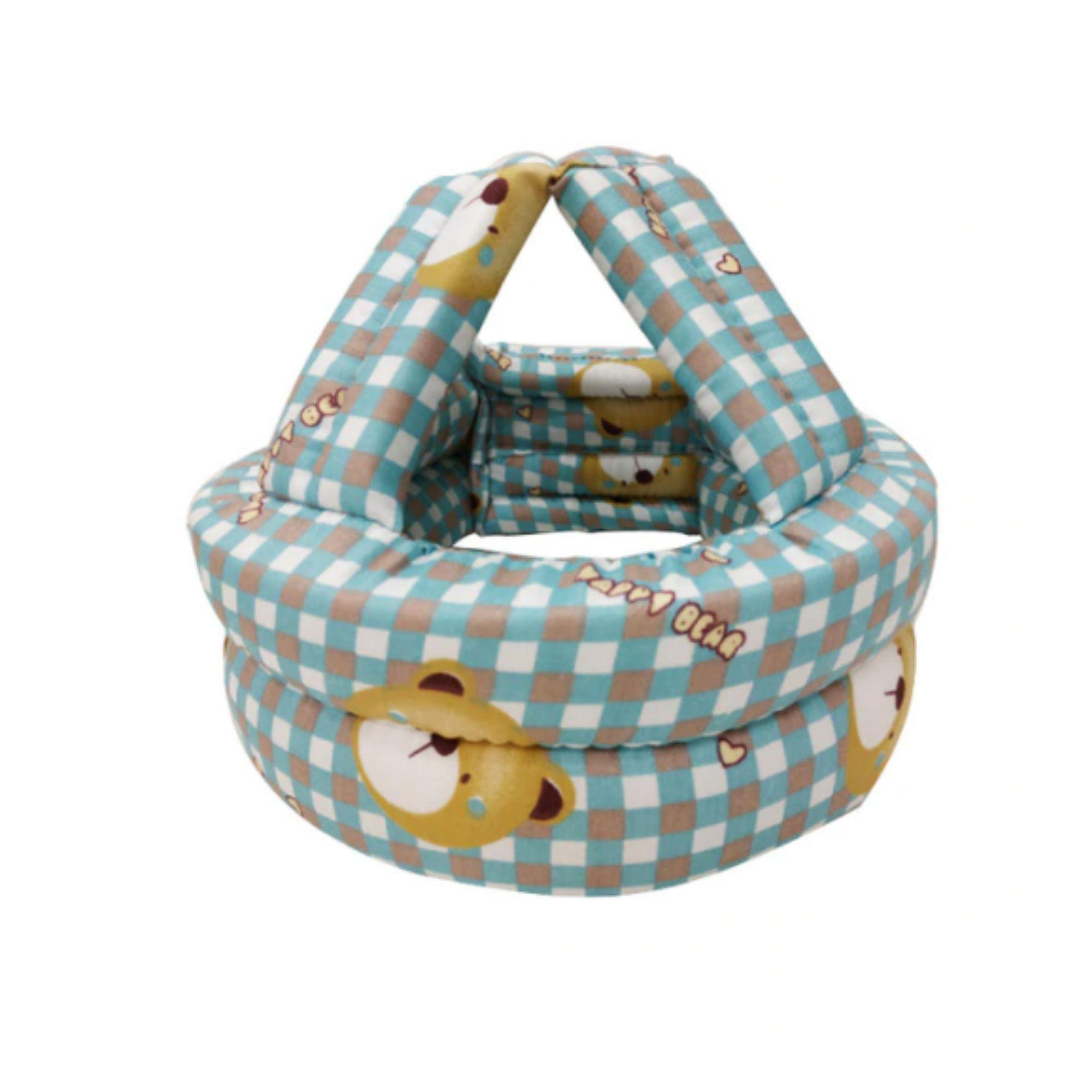 Capacete de Proteção para Bebê Engatinhar e Andar com segurança  - Game Land Brinquedos