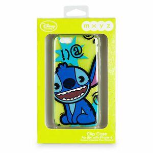 Case Protetor Capinha Disney Stitch para Iphone 6  - Game Land Brinquedos