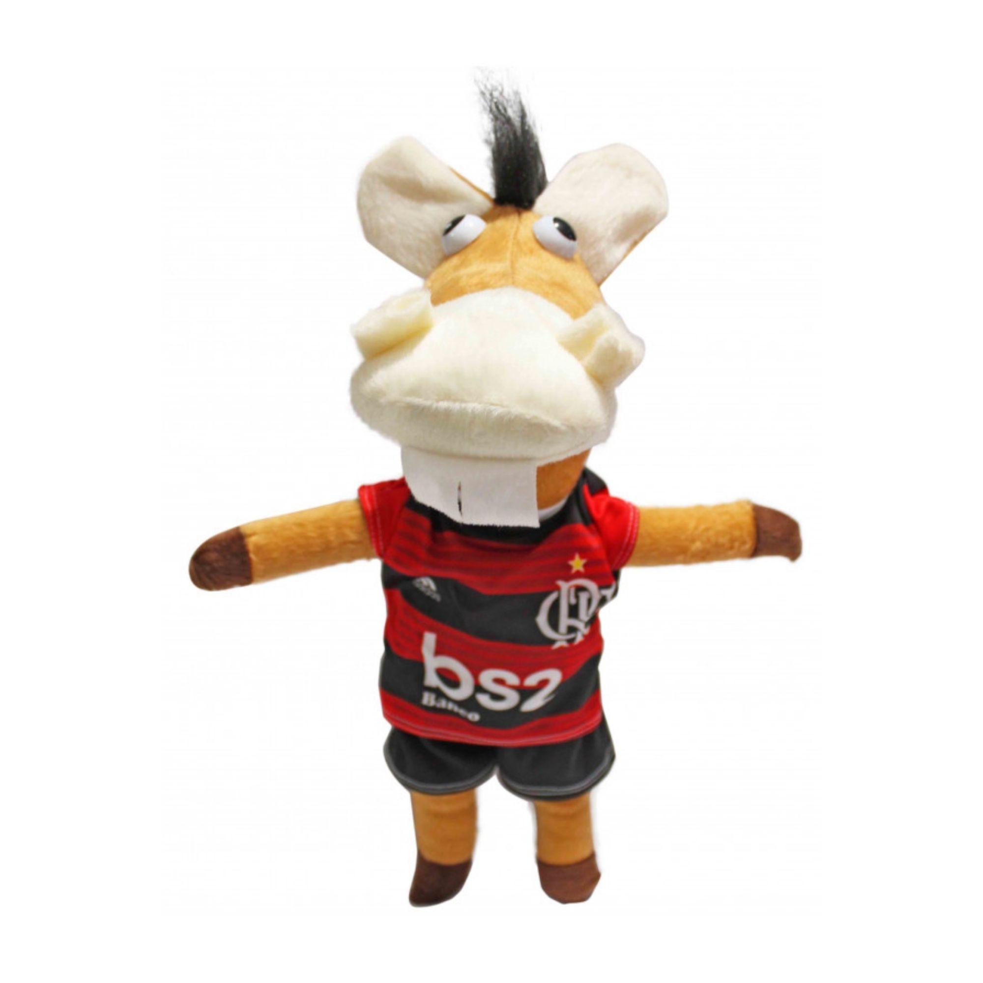 Cavalinho do Mengão Time do Flamengo   - Game Land Brinquedos