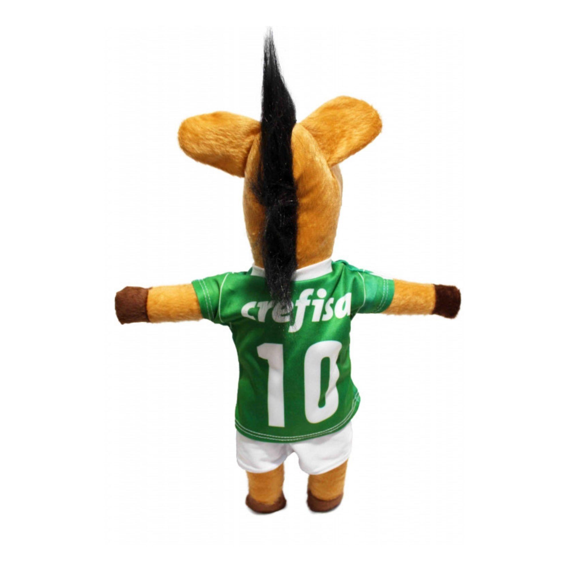 Cavalinho do Verdão Time do Palmeiras  - Game Land Brinquedos
