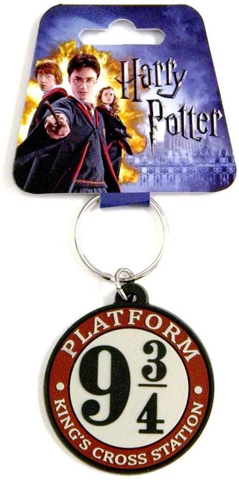 Chaveiro Harry Potter Platform 9 3/4    - Game Land Brinquedos