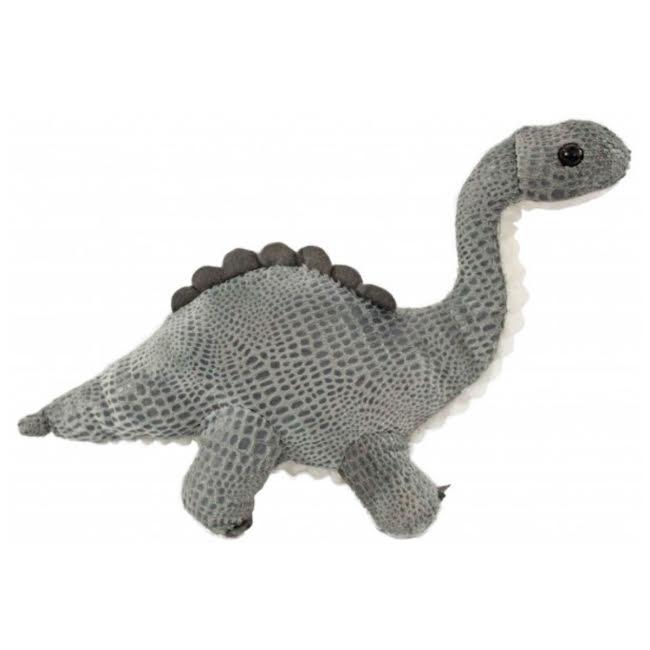 Dinossauro Bebe de Pelúcia Bicho de Pelúcia Antialérgica   - Game Land Brinquedos