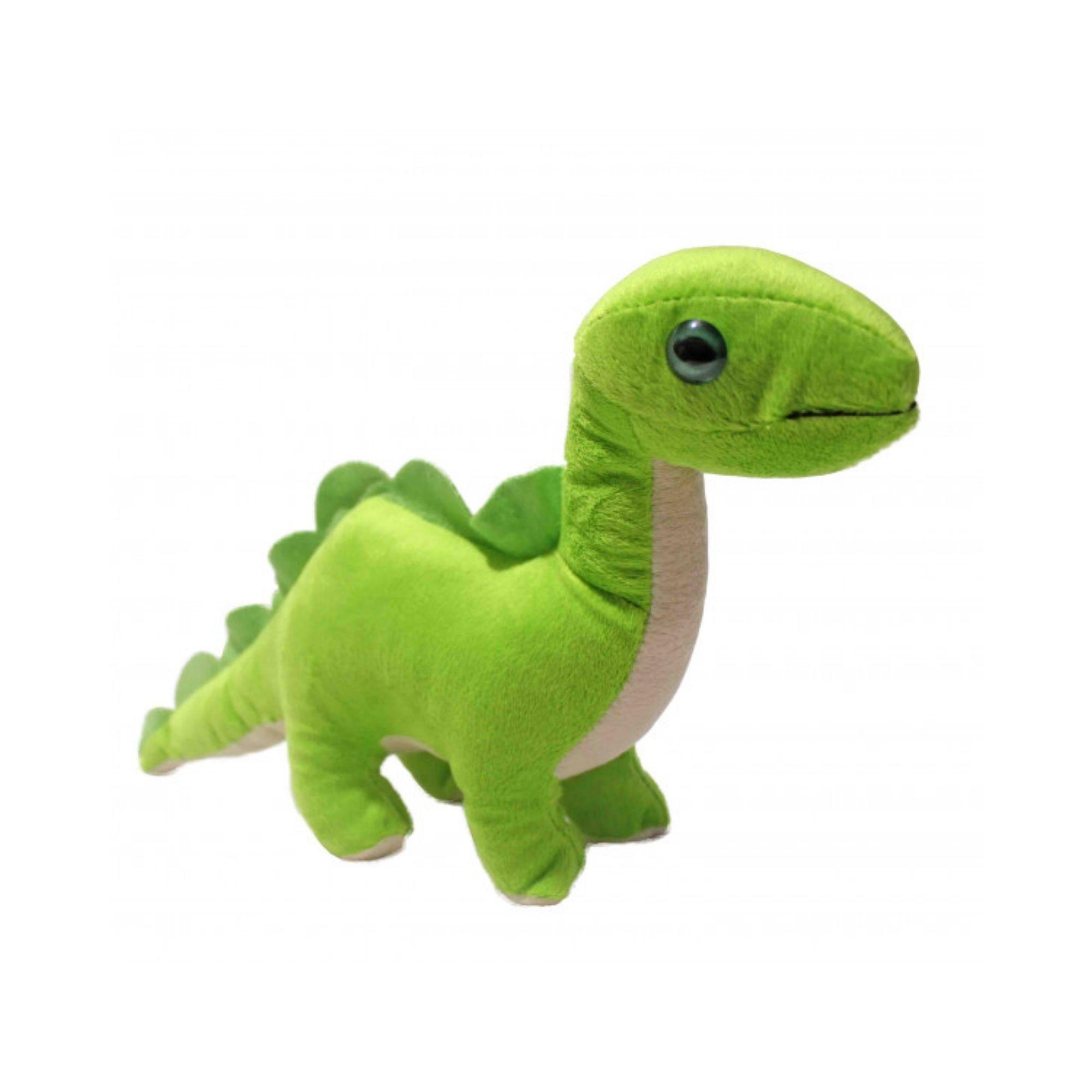 Dinossauro Bicho de Pelucia 35 cm  - Game Land Brinquedos