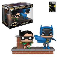 Funko Batman e Robin Comic Moments New Look Batman 1964  - Game Land Brinquedos