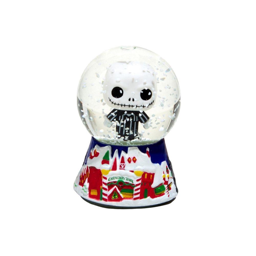 Funko Globo de Neve Disney Nightmare Before Christmas Jack Skellington  - Game Land Brinquedos