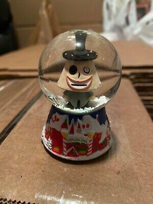 Funko Globo de Neve Disney Nightmare Before Christmas Prefeito  - Game Land Brinquedos