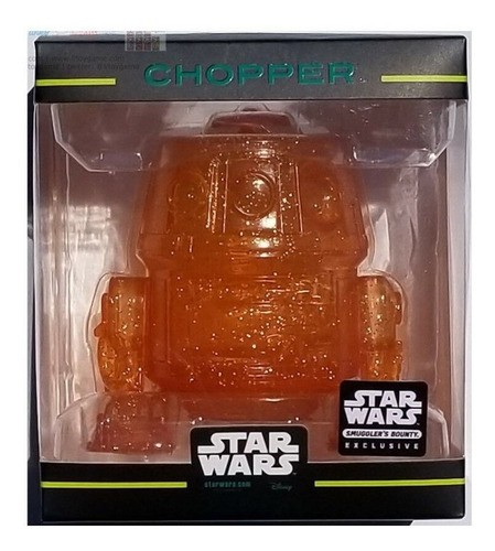 Funko Hikari Chopper Star Wars - Smugglers Bounty Exclusive  - Game Land Brinquedos