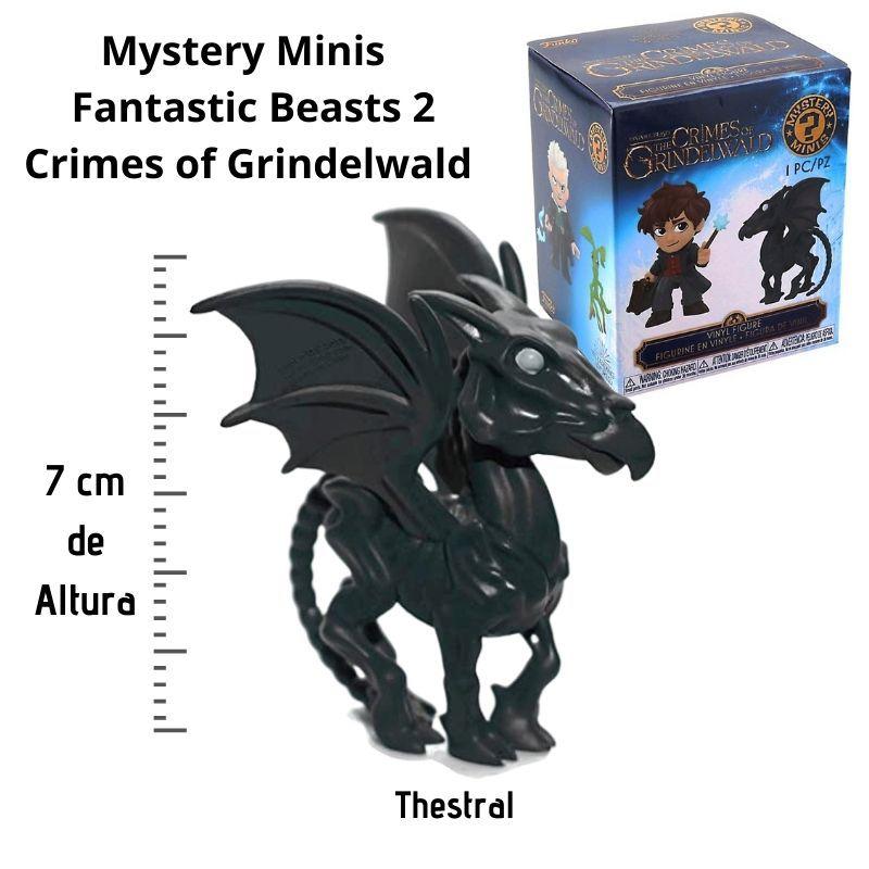 Funko Mini Mystery Animais Fantásticos Thestral   - Game Land Brinquedos