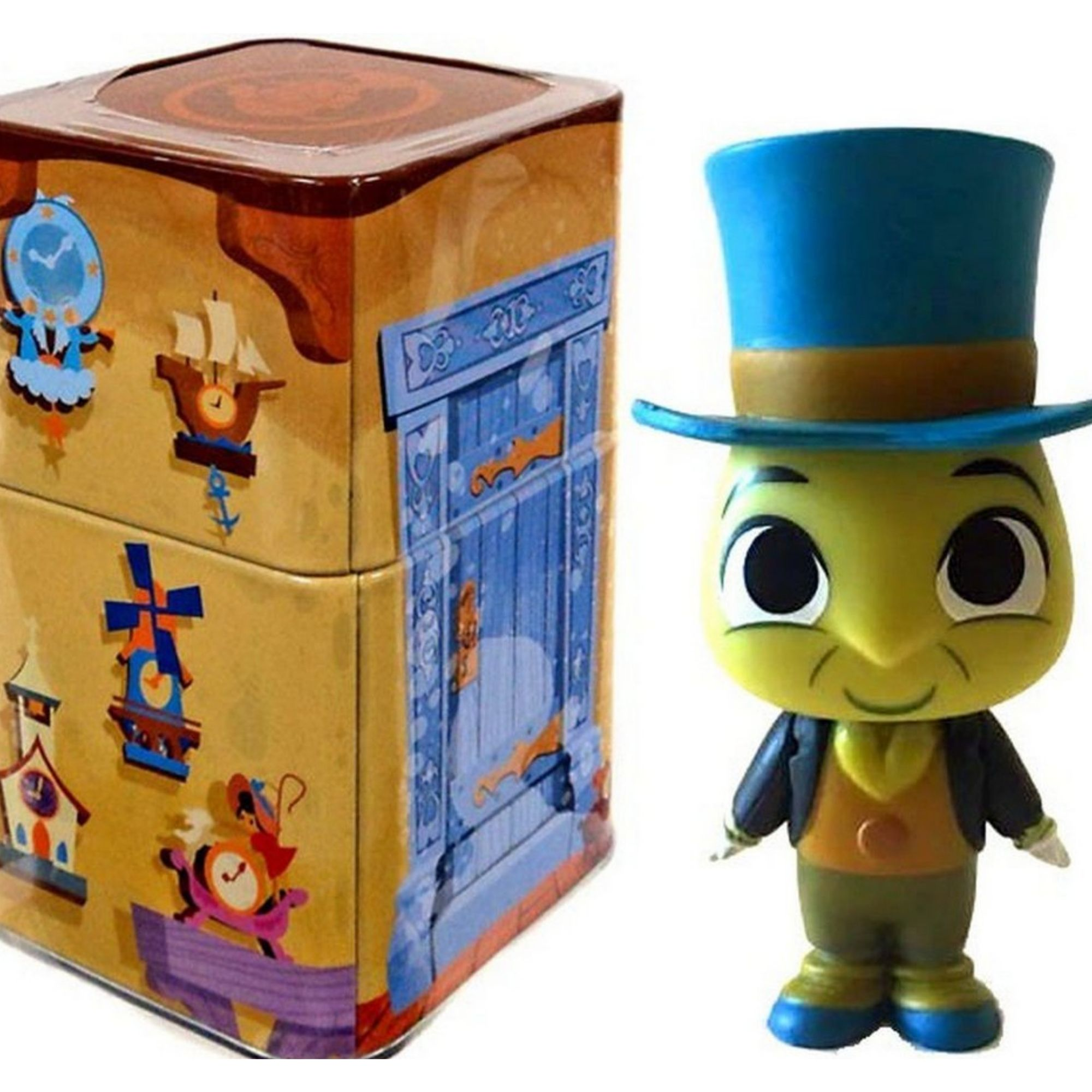Funko Mini Mystery Disney Treasure Pinóquio Grilo Falante  - Game Land Brinquedos