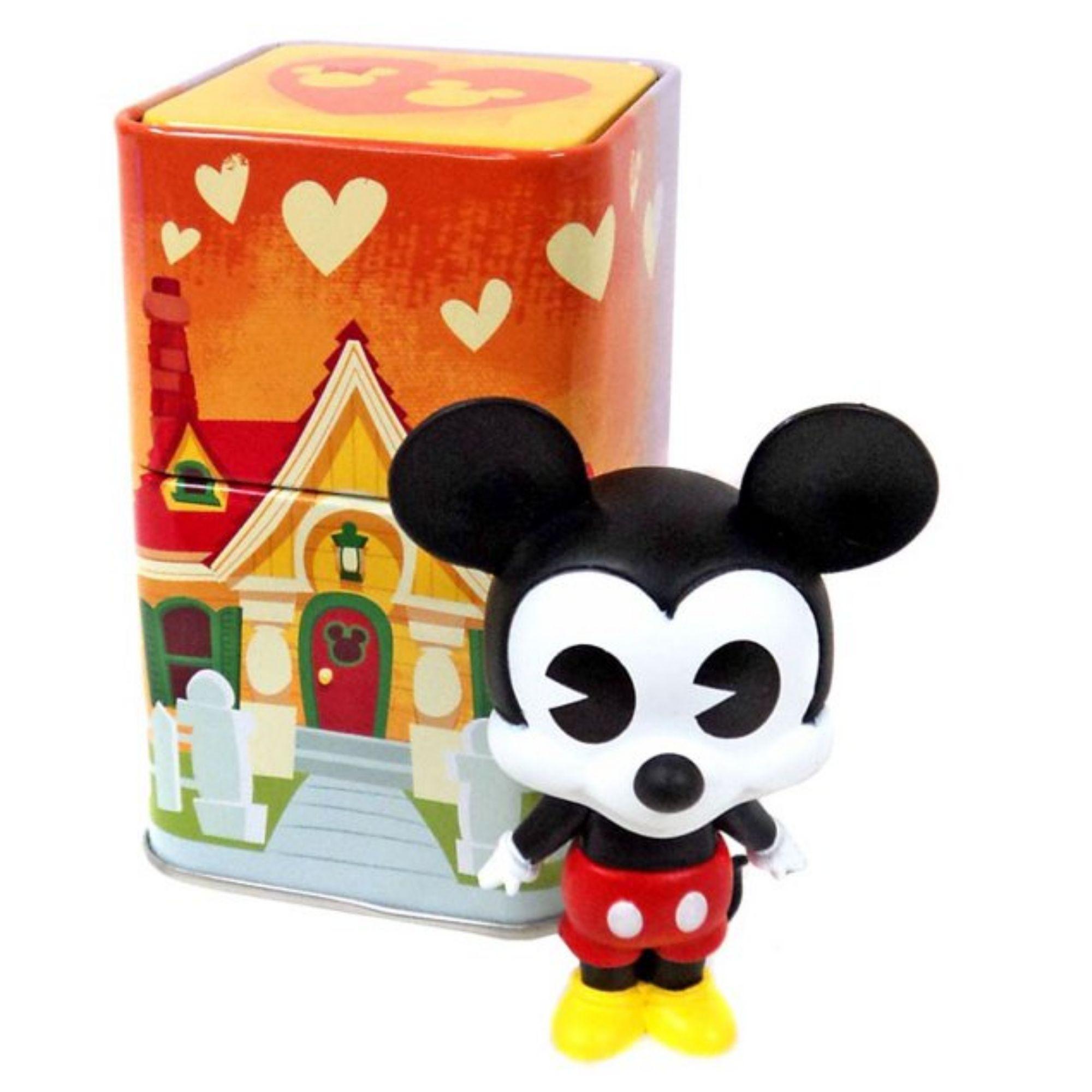 Funko Mini Mystery Disney Treasures Mickey  - Game Land Brinquedos