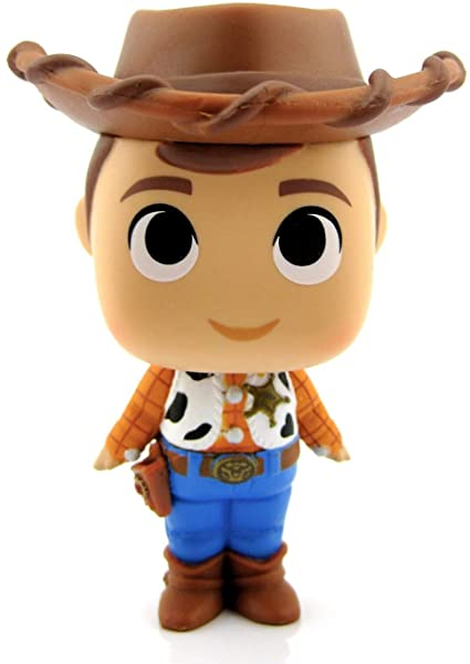 Funko Mini Mystery Disney Treasures Woody Toy Story  - Game Land Brinquedos