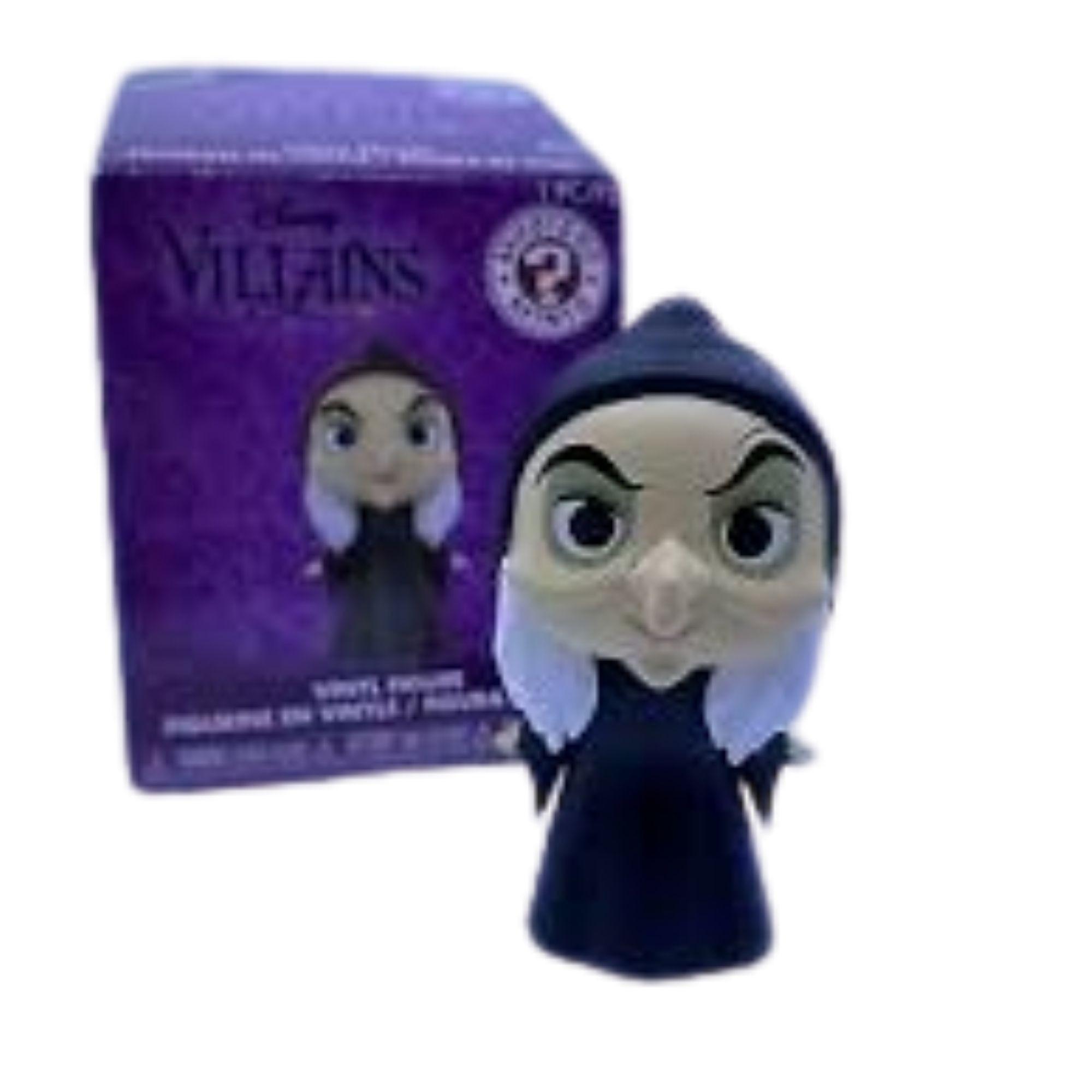 Funko Mini Mystery Disney Villains Bruxa da Branca de Neve  - Game Land Brinquedos