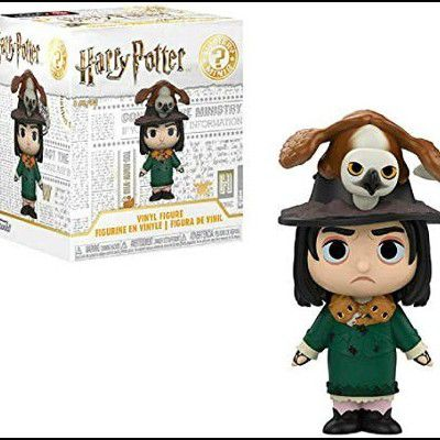 Funko Mini Mystery Harry Potter Boggart as Snape GameStop  - Game Land Brinquedos