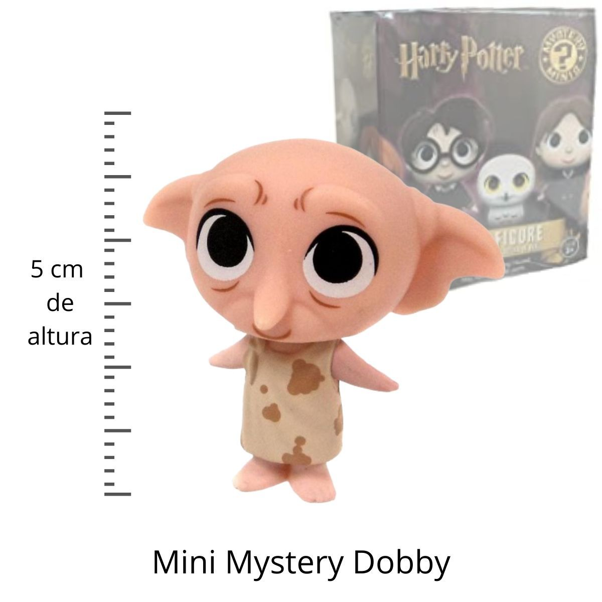 Funko Mini Mystery Harry Potter Dobby  - Game Land Brinquedos