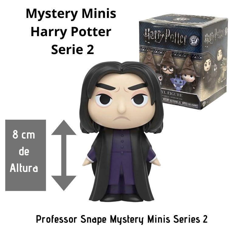 Funko Mini Mystery Harry Potter Série 2 - Professor Snape  - Game Land Brinquedos