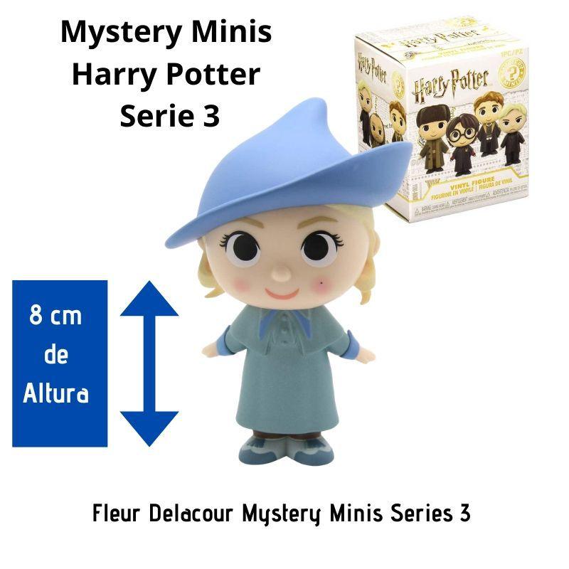 Funko Mini Mystery Harry Potter Série 3 - Fleur Delacour  - Game Land Brinquedos