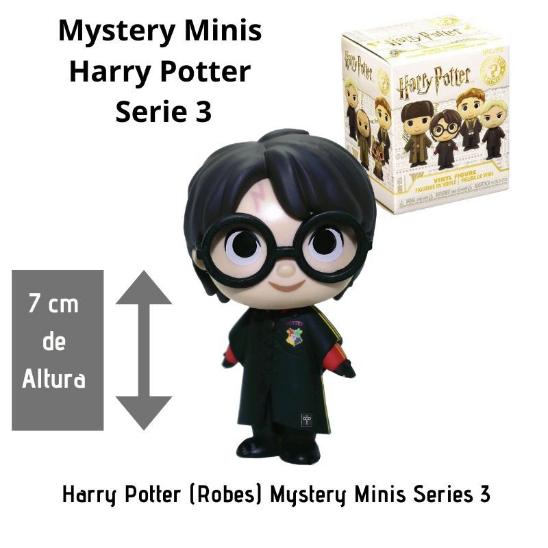 Funko Mini Mystery Harry Potter Série 3 - Harry Potter  - Game Land Brinquedos