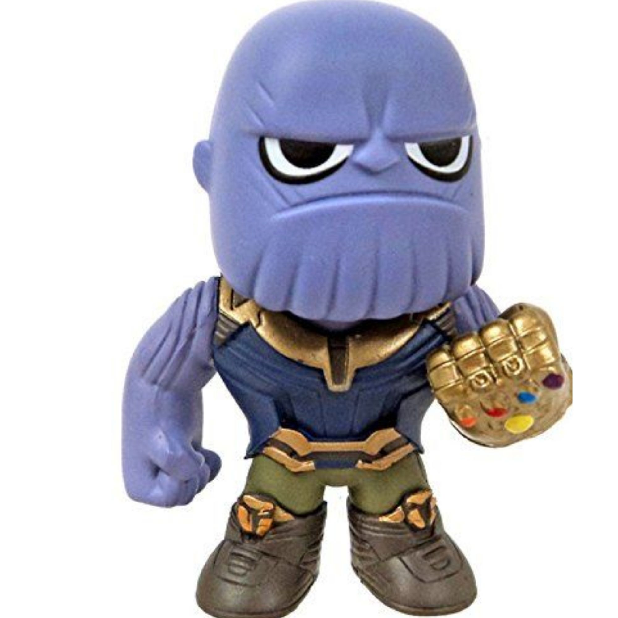 Funko Mini Mystery Marvel Bobble-Head Thanos  - Game Land Brinquedos