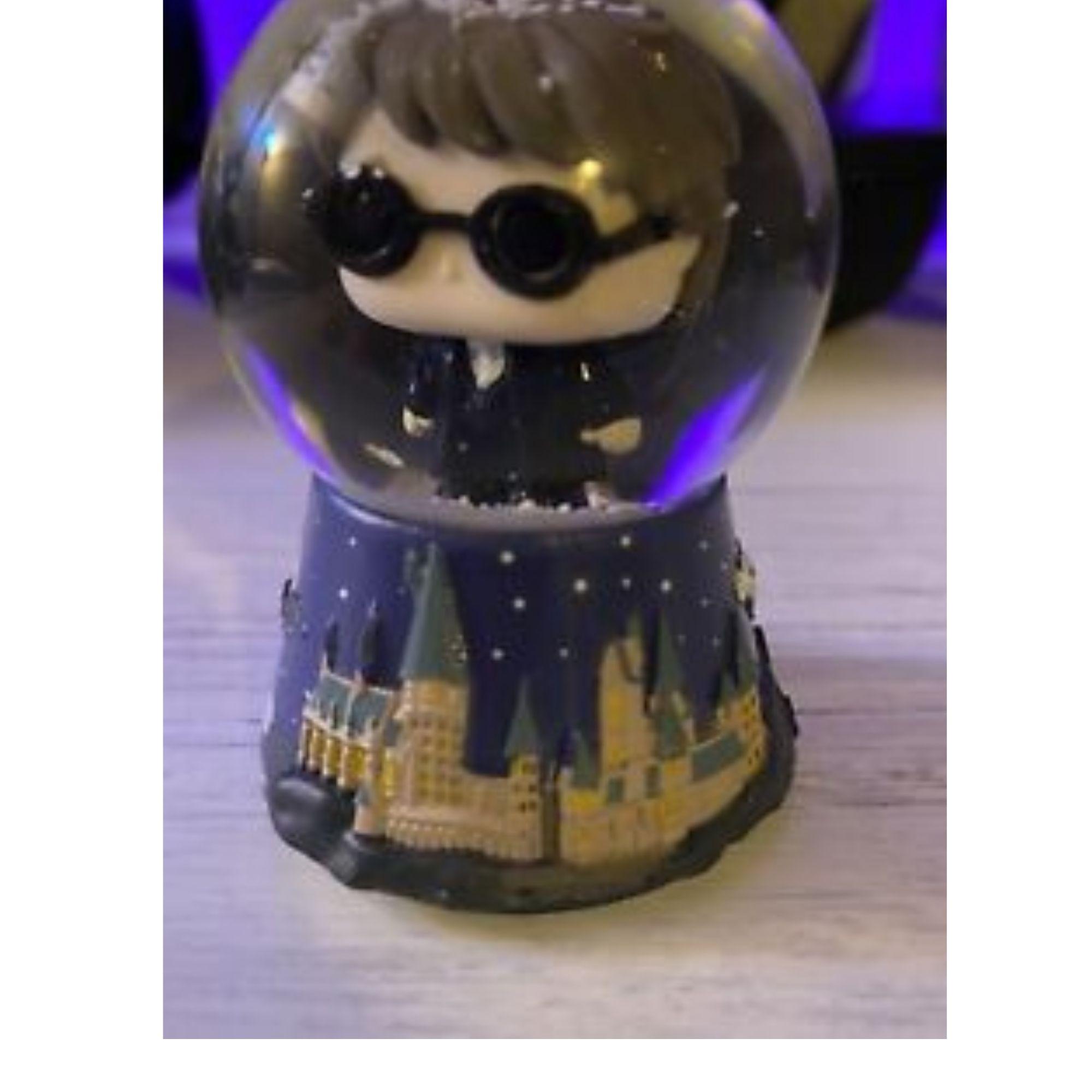 Funko Mini Mystery Snow Globe Harry Potter   - Game Land Brinquedos