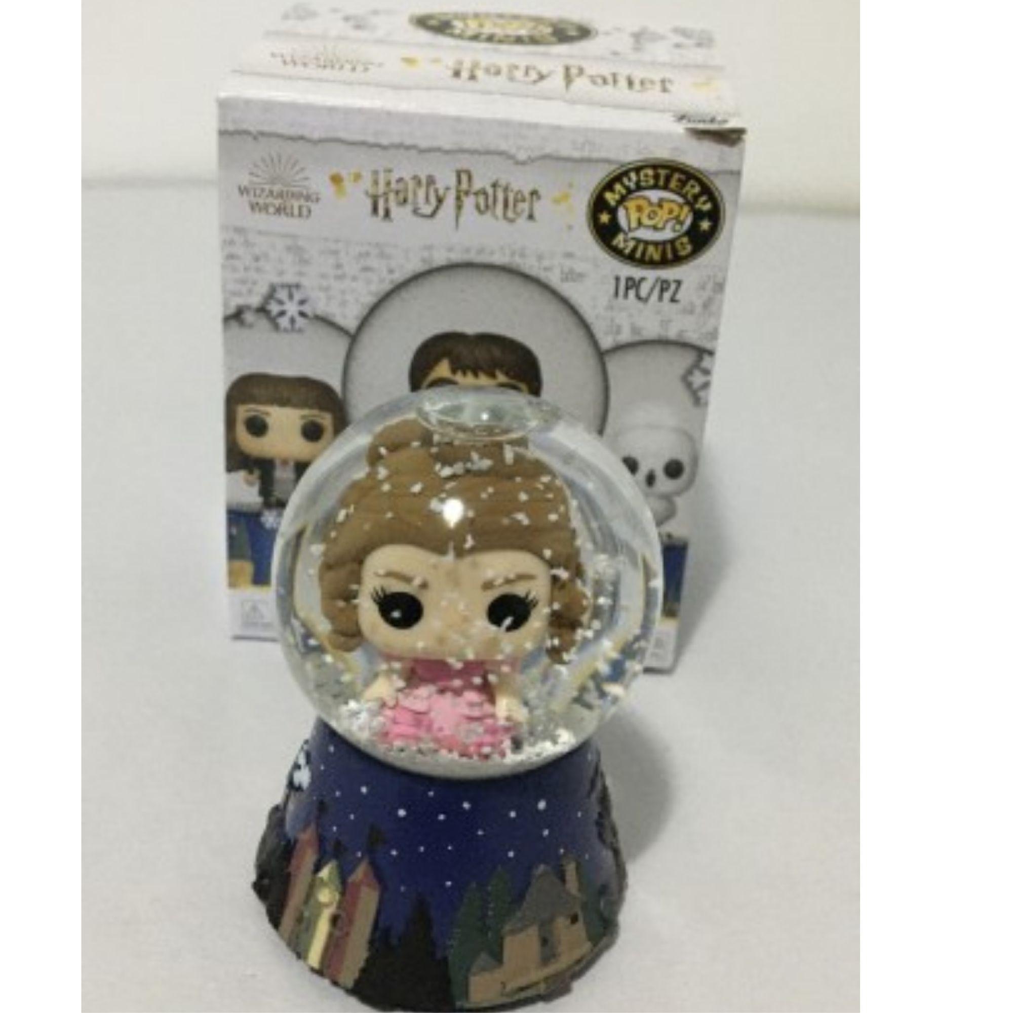 Funko Mini Mystery Snow Globe Harry Potter Hermione  - Game Land Brinquedos