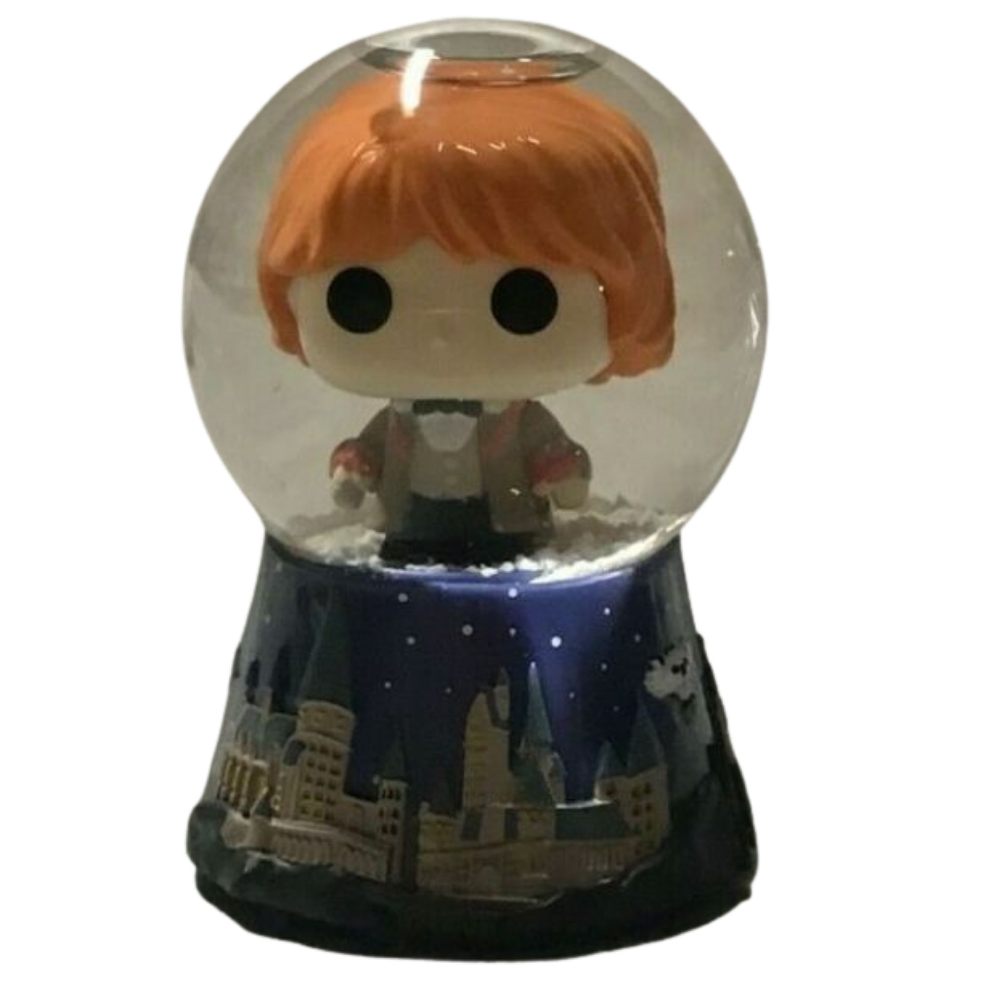 Funko Mini Mystery Snow Globe Harry Potter Rony Weasley  - Game Land Brinquedos