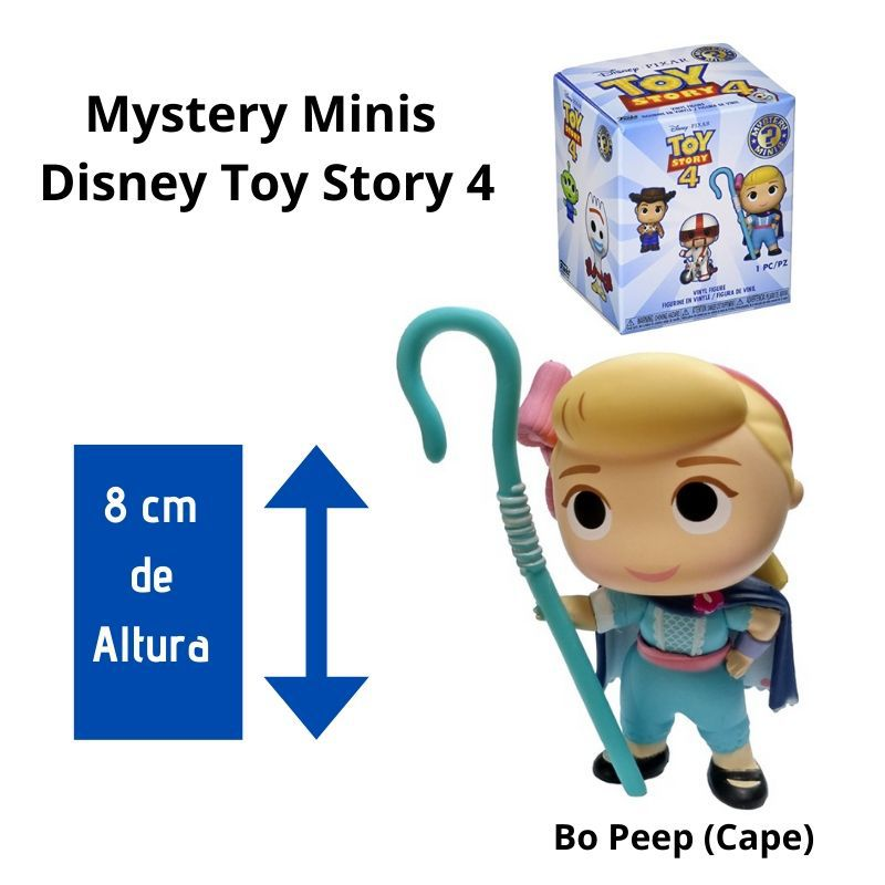 Funko Mini Mystery  Toy Story Bo Peep  - Game Land Brinquedos