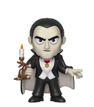 Funko Mini Mystery Universal Monsters Dracula com Candelabro  - Game Land Brinquedos