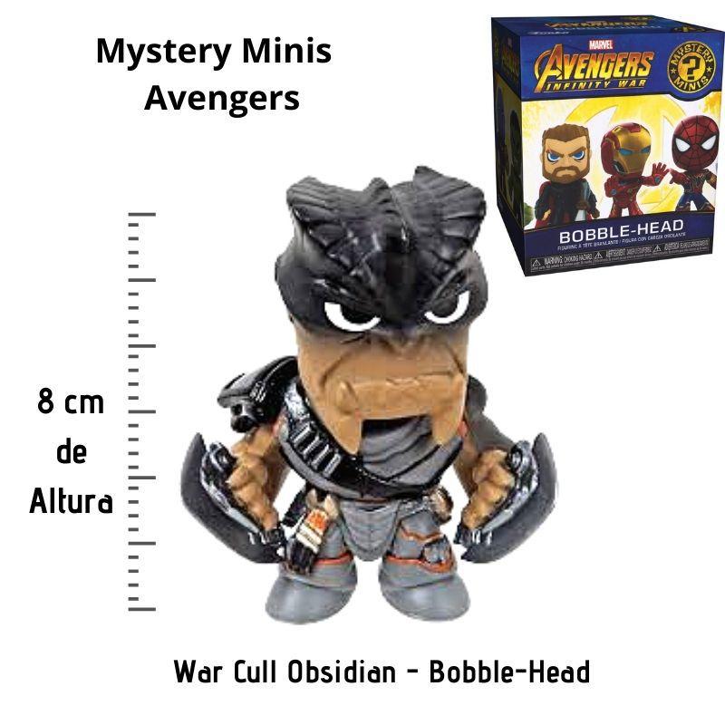 Funko Mini Mystery  War Cull Obsidian - Avengers Marvel  - Game Land Brinquedos