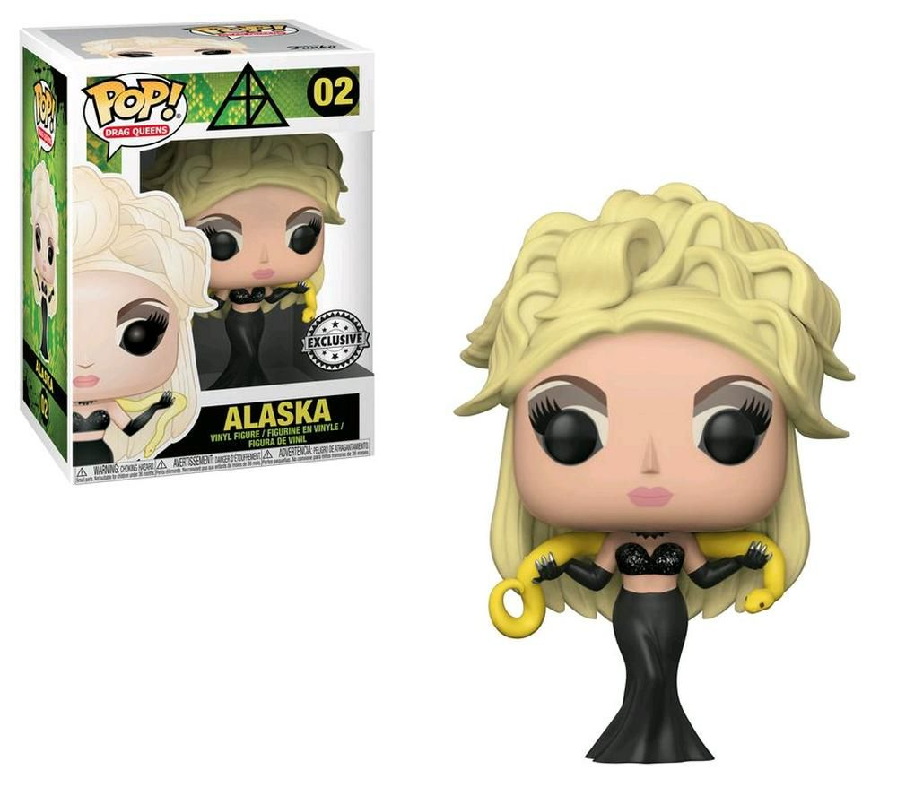 Funko Pop Alaska Drag Queens   - Game Land Brinquedos