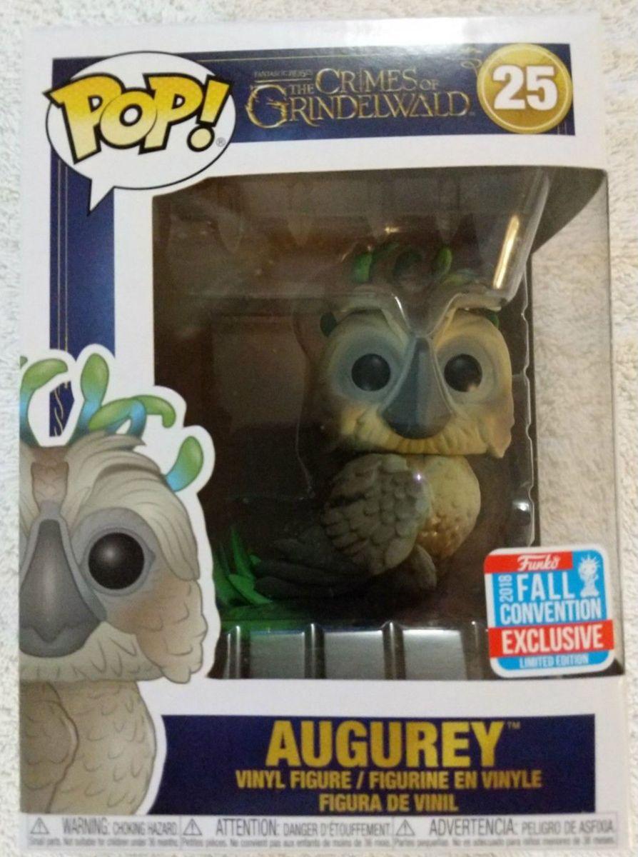 Funko Pop Animais Fantásticos Augurey Exclusivo  - Game Land Brinquedos