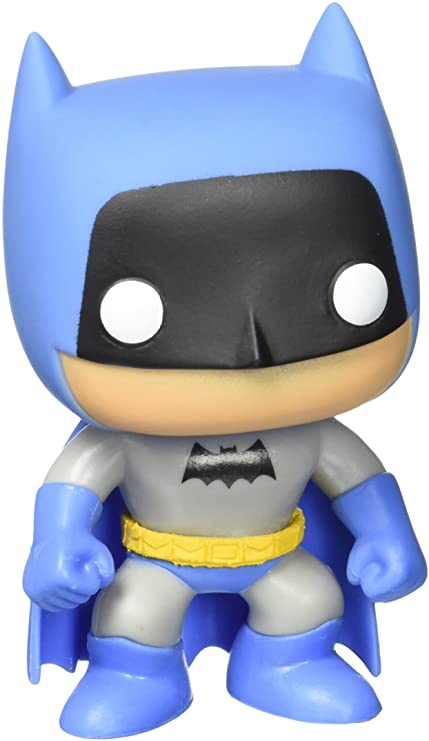 Funko Pop Batman DC Comics 75 th aniversário Exclusivo EE  - Game Land Brinquedos