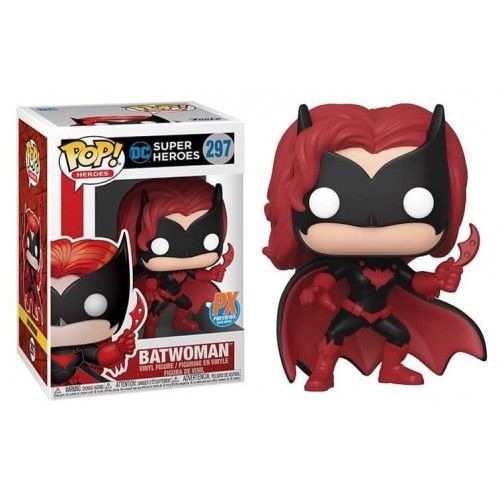 Funko Pop Batwoman Exclusiva PX DC Super Heroes 297