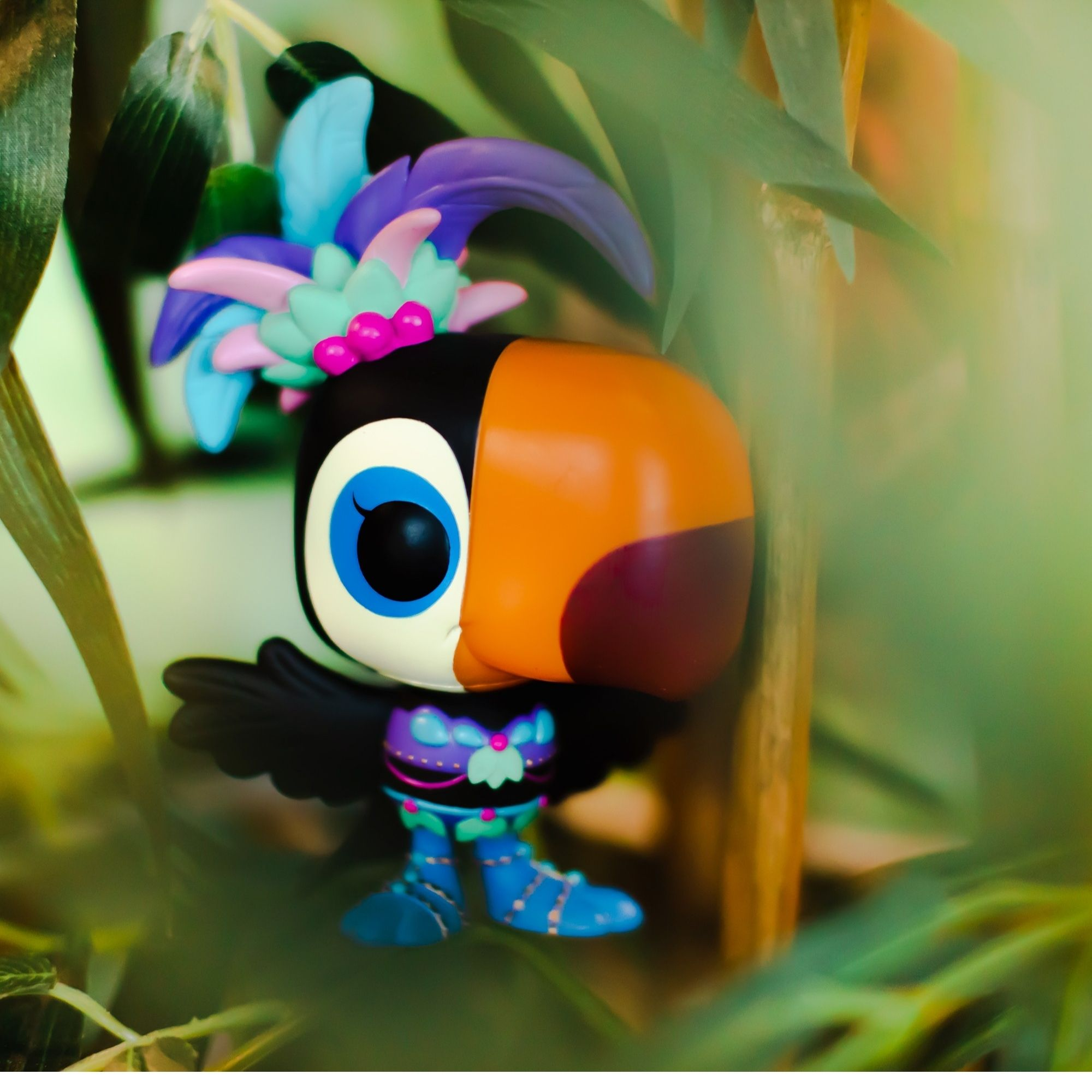 Funko Pop Brasil Tula Around The World #02  - Game Land Brinquedos