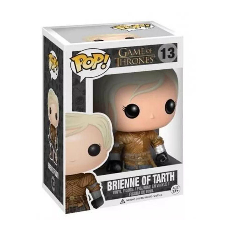 Funko Pop Brienne Of Tarth Game Of Thrones #13  - Game Land Brinquedos