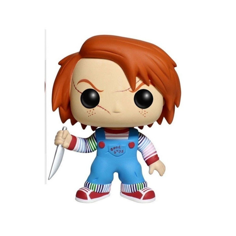 Funko Pop Chucky o Boneco Assassino #56 Terror Childplay  - Game Land Brinquedos