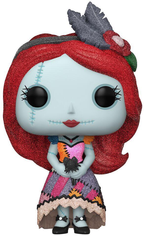 Funko Pop Dapper Sally Diamond Hot Topic Disney  - Game Land Brinquedos