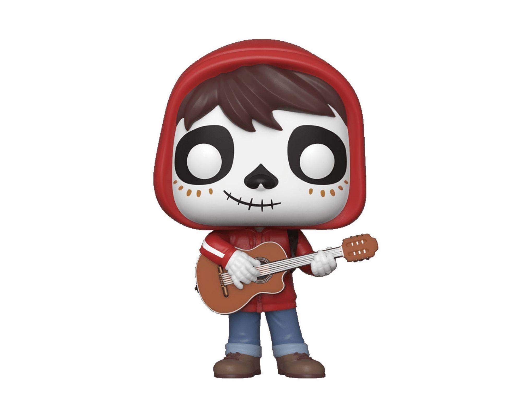 Funko Pop Disney Coco Miguel Com Guitarra #741  - Game Land Brinquedos