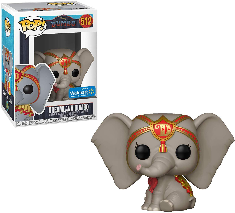 Funko Pop Disney Dumbo Dreamland Dumbo Exclusivo 512  - Game Land Brinquedos