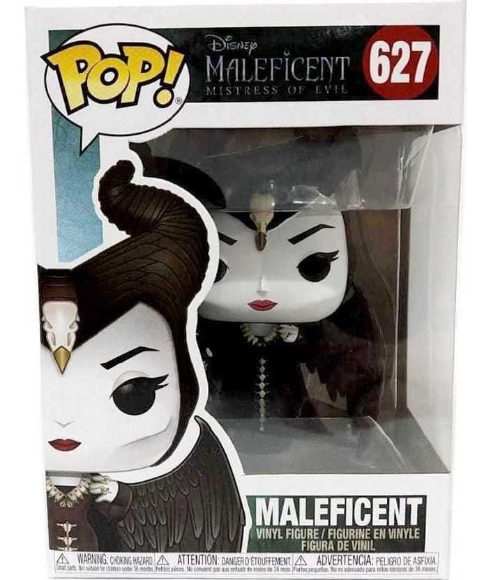Funko Pop Disney Maleficent 627  - Game Land Brinquedos