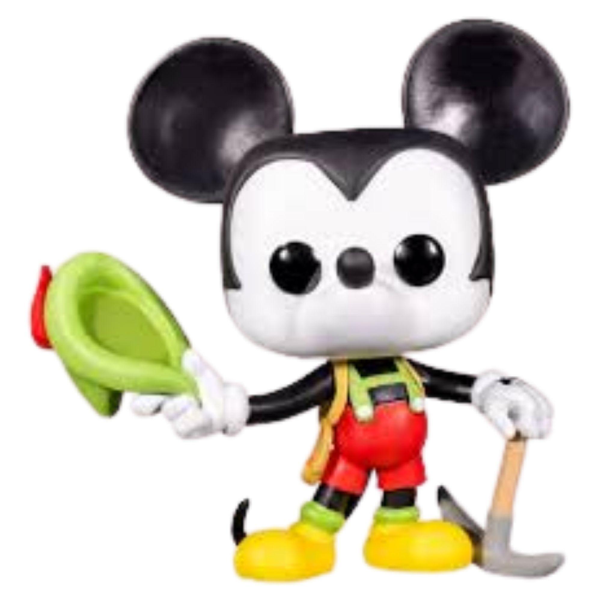 Funko Pop Disney Matterhorn Bobsleds Mickey #812  - Game Land Brinquedos