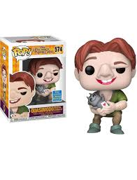 Funko Pop Disney o Corcunda de Notre Dame Quasimodo Exclusivo Sdcc 574  - Game Land Brinquedos