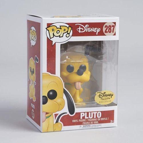 Funko Pop Disney Pluto 287 Exclusivo Disney Treasures  - Game Land Brinquedos