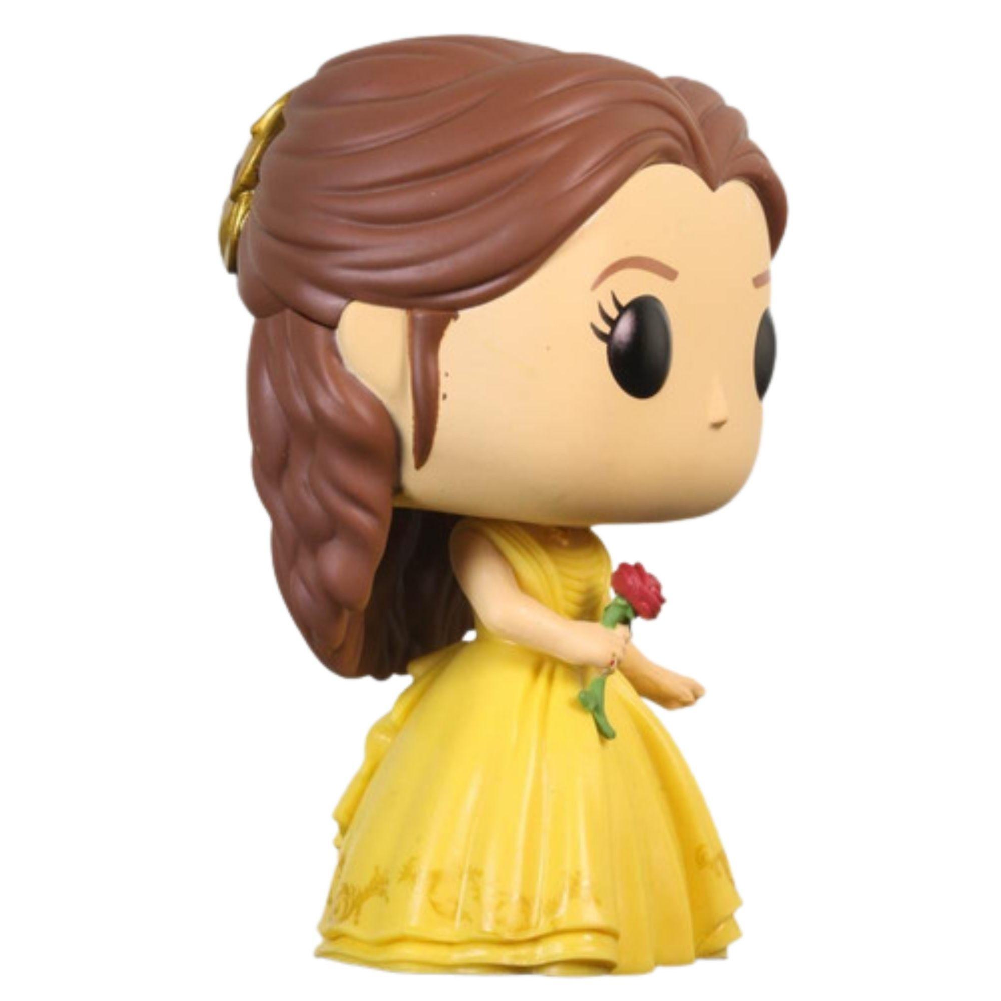 Funko Pop Disney Princesa Belle Bela e a Fera #242  - Game Land Brinquedos