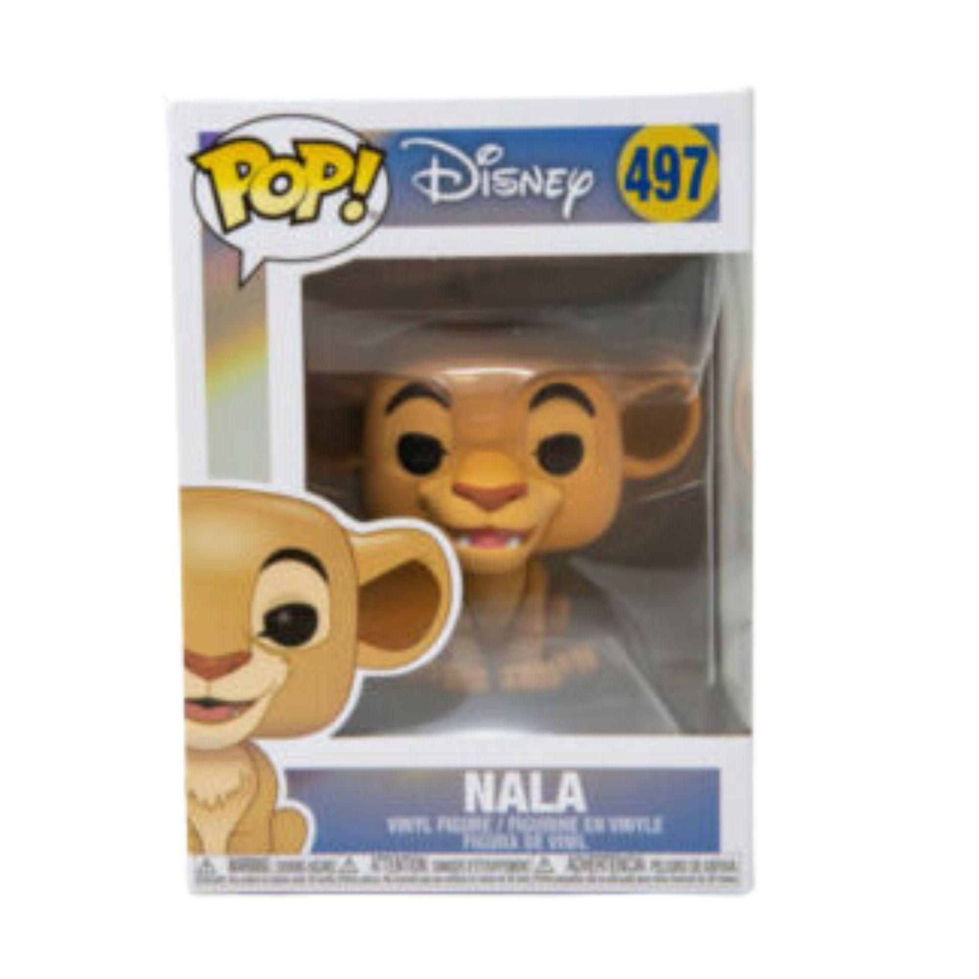 Funko Pop Disney Rei Leão Nala #497  - Game Land Brinquedos