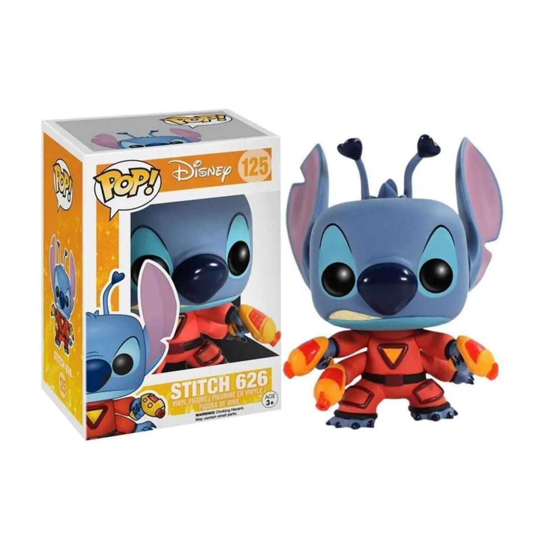 Funko Pop! Disney Stitch 626 #125  - Game Land Brinquedos